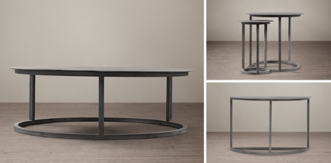 Table Collections RH