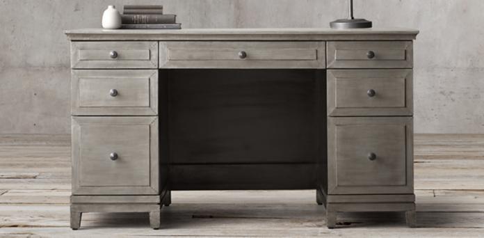 Best 50 Distressed Office Desk Design Inspiration Of