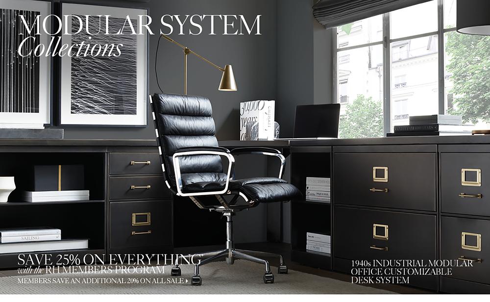 all modular office systems | rh