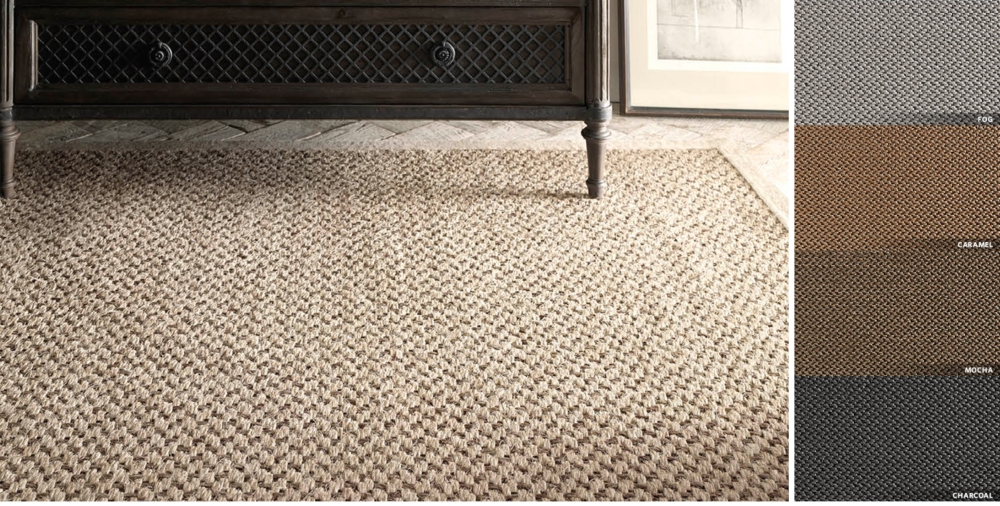 Sisal Rug Available In 7 Sizes