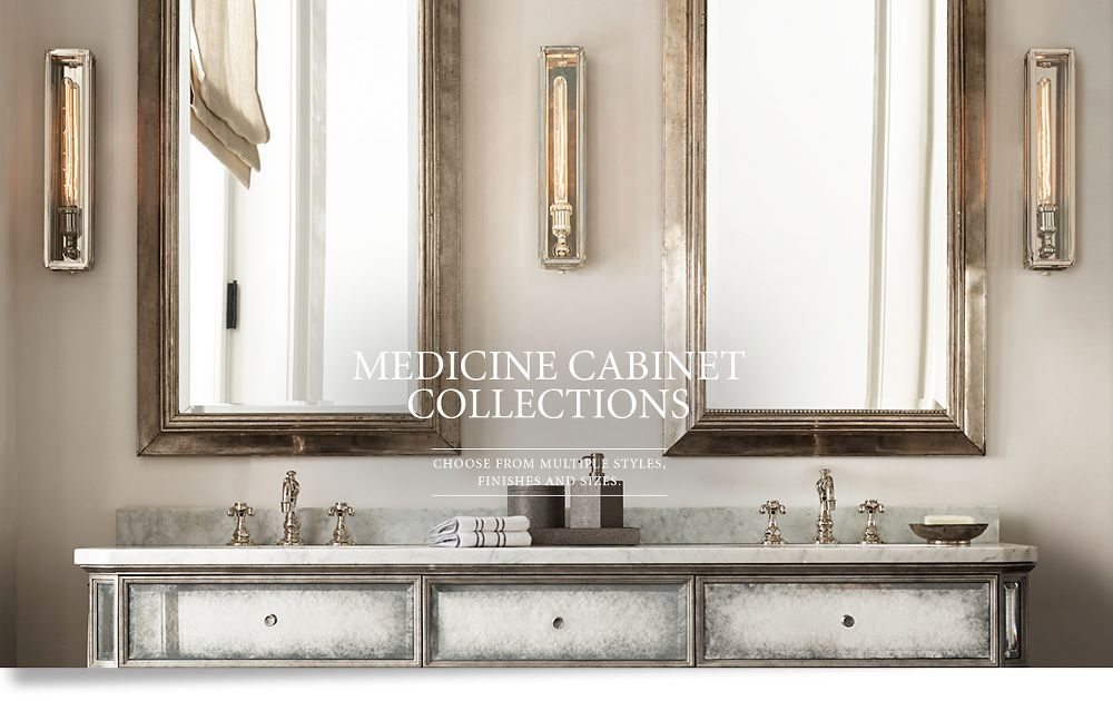 Medicine Cabinet Collections
