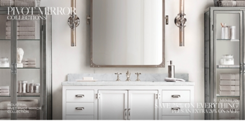 Superb Pivot Mirror Collections