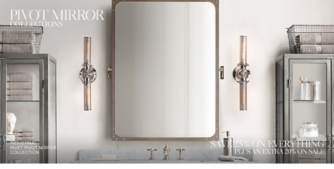 Pivot Mirror Collections