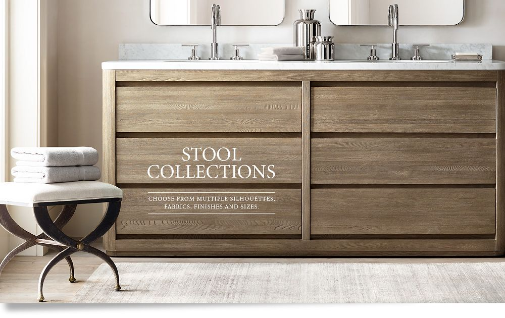 Bath Stool Collections