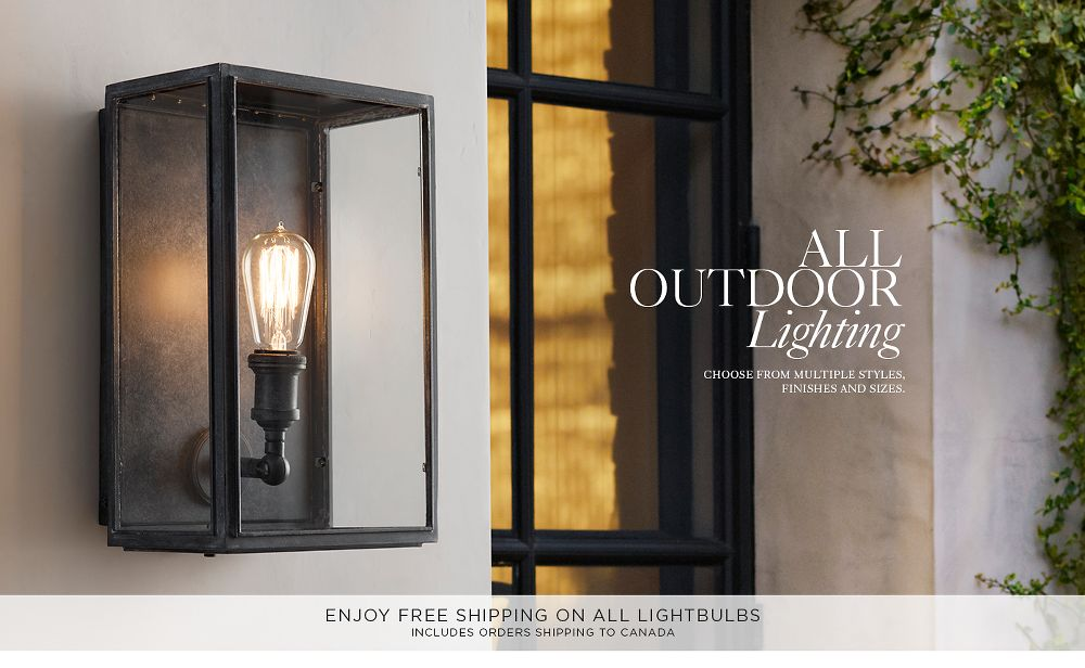 All Outdoor Lighting