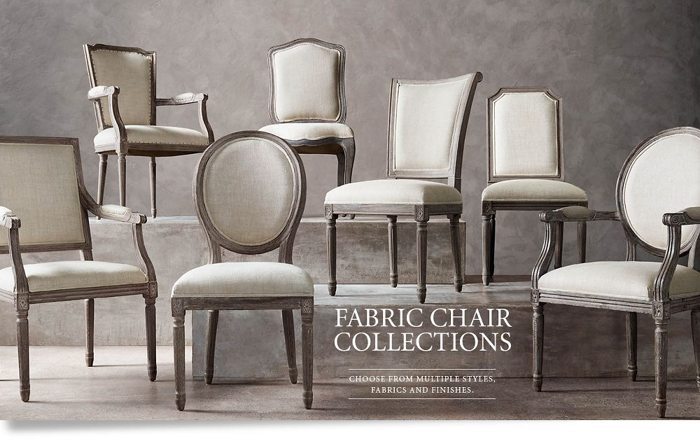 Fabric Chair Collections