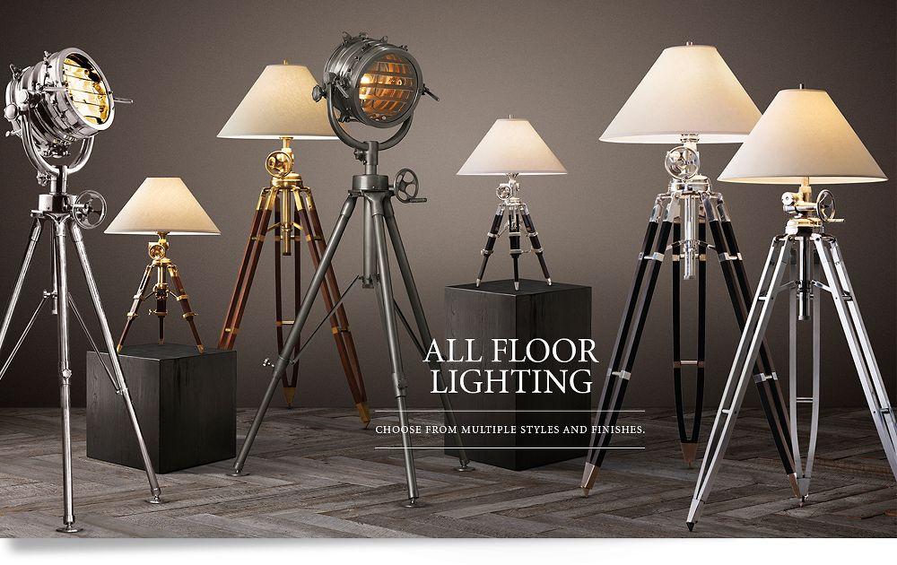 All Floor Lighting