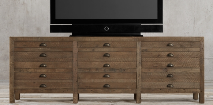 Fresh Wall Mounted Console Cabinet