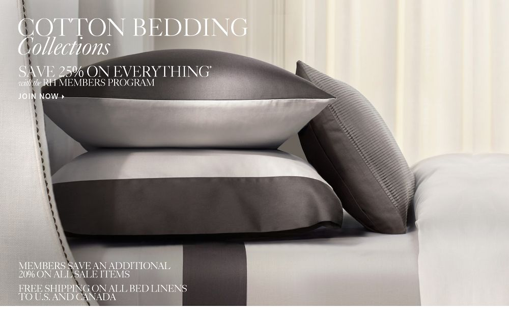 Cotton Bedding Collections