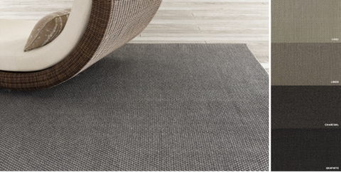 Double Weave Outdoor Rug Collection