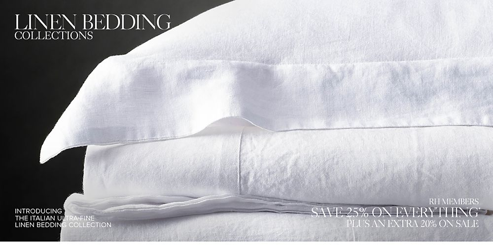 Linen Bedding Collections