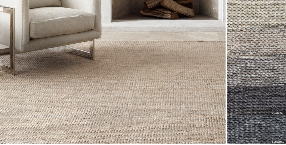 Hand Braided Jute Rug Collection