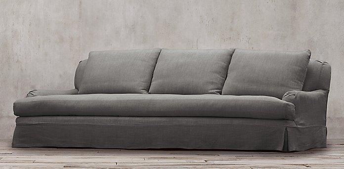 Fine Fabric Belgian Sofas Rh Gamerscity Chair Design For Home Gamerscityorg