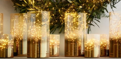 String Lights Collection & Twinkly Starry String Lights Collection | RH azcodes.com