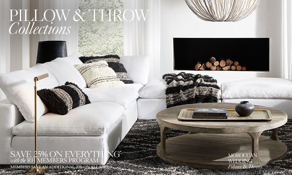 All Pillow Amp Throw Collections Rh