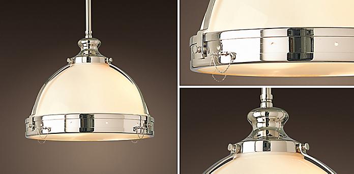 Clemson Classic Collection - Kitchen & Utility Pendants RH