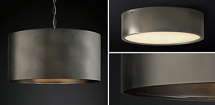 Pendant Collections – Restoration Hardware Kitchen Lighting