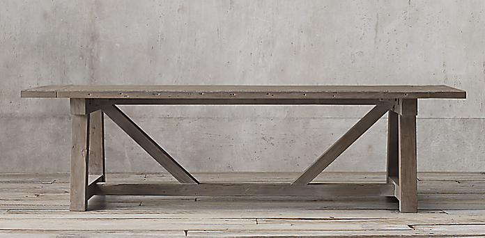 Wood Beam Collection. Salvaged Wood Beam Collection   Salvaged Grey   RH