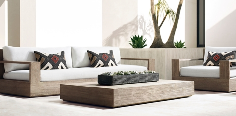 Marbella Teak Collection