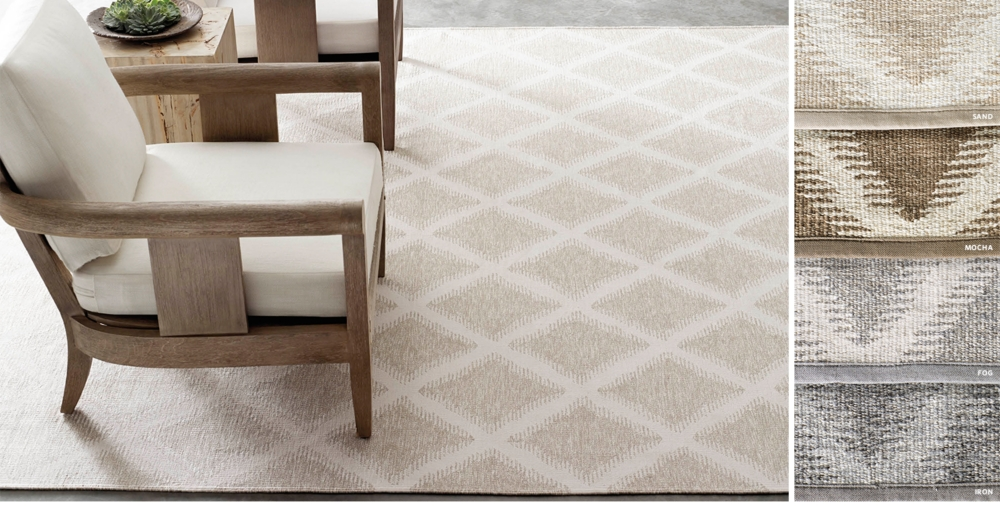 Diamond Outdoor Rug Collection