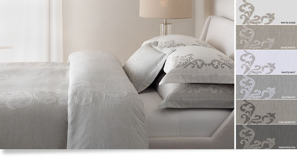 Special savings for Duvet covers restoration hardware