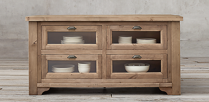 Kitchen Island & Console Collections | RH