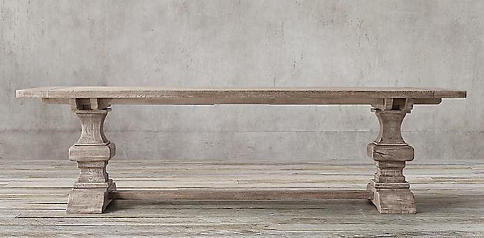 4559698cf70c1 Reclaimed Russian Oak Baluster Collection - Reclaimed Grey Oak