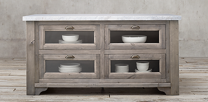 kitchen console collection - Restoration Hardware Kitchen