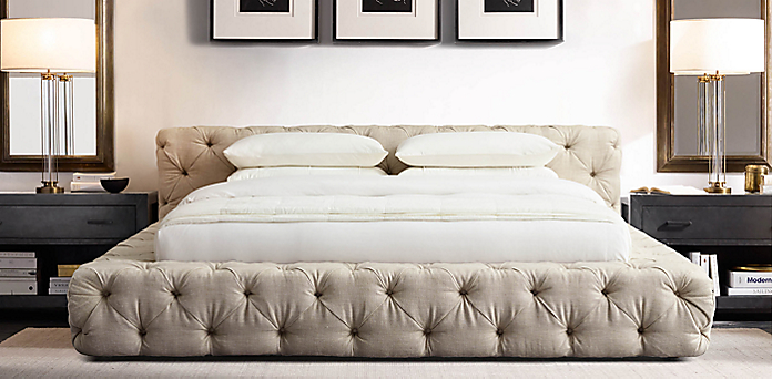 Fabric Beds Rh
