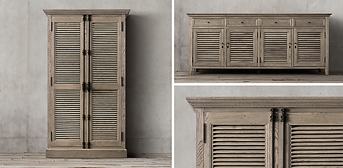 Cabinet Collections | RH