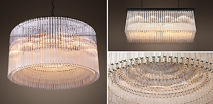 1930s astor crystal chandelier collection rh resources mozeypictures Gallery