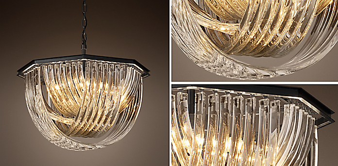 Resources - Demille Chandelier Collection RH