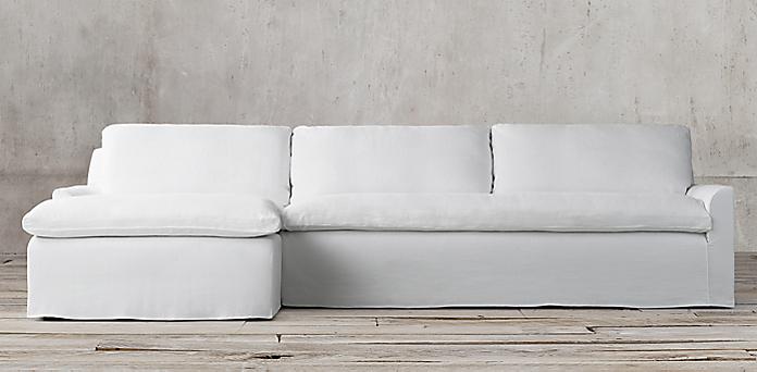Image Result For Restoration Hardware Cloud Sectional Sofa