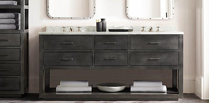 Bathroom Accessories Restoration Hardware bath collections | rh