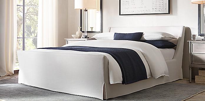Preston Bed Collection | RH