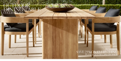 ... Shop Outdoor Dining Tables