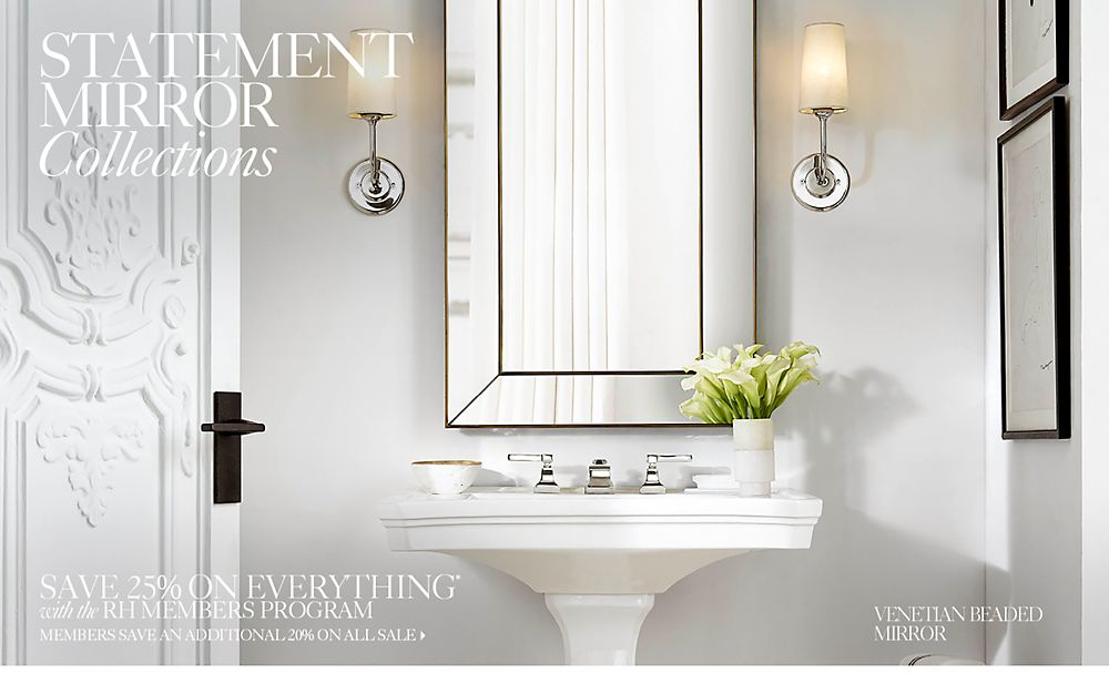 Statement Mirror Collections