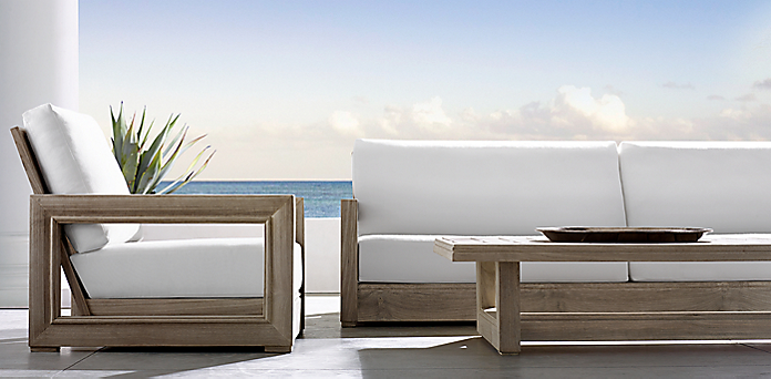 Costa Teak Luxe Collection Rh