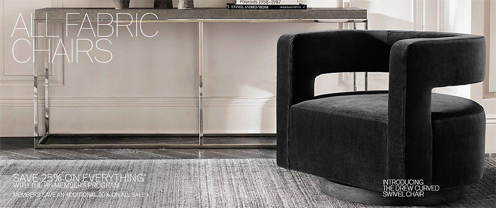 Chairs Rh Modern