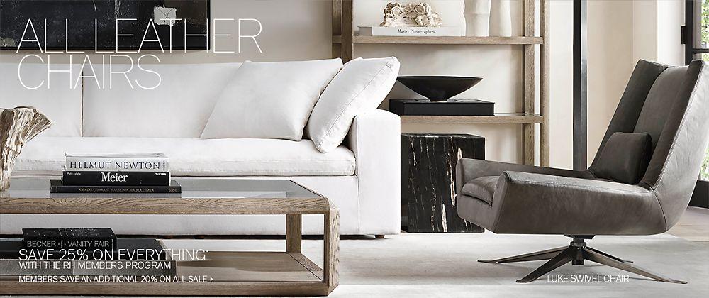 Chairs | RH Modern