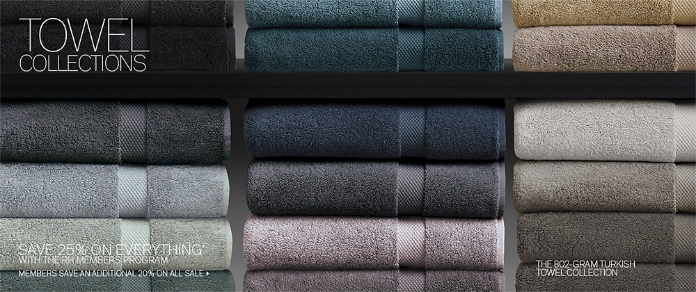 Towels Restoration Hardware 802 Gram Best Cars 2018