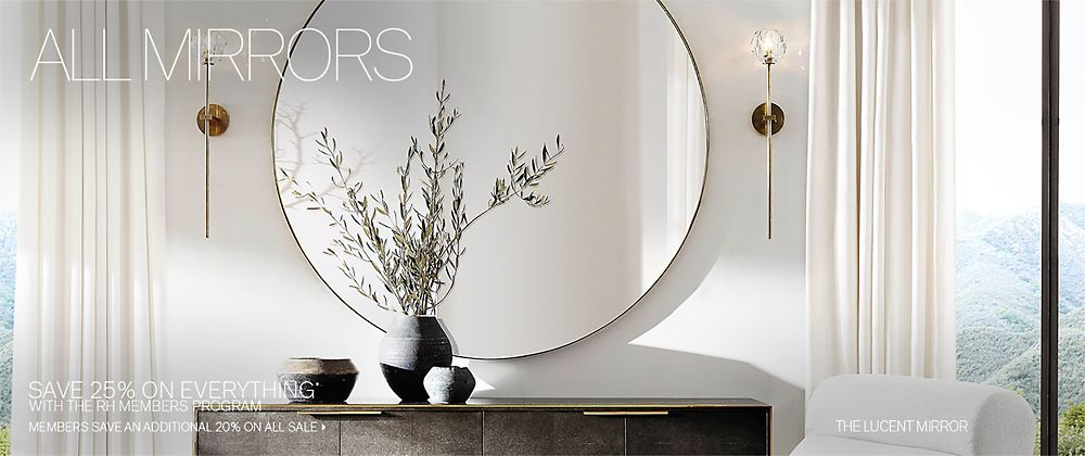 all mirrors - Modern Mirrors