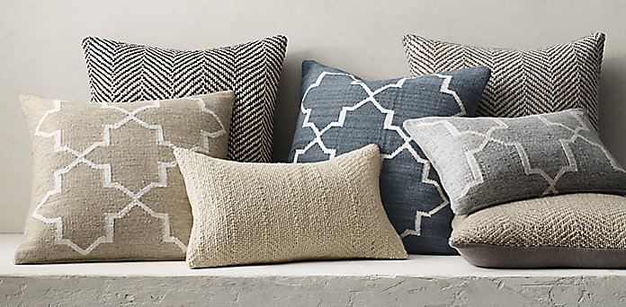 Restoration Hardware Decorative Pillows Decoratingspecial.com