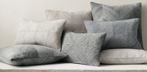 All PillowThrow CollectionsRH