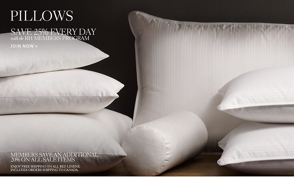 Bed Pillow Collections