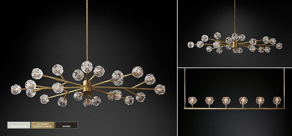 Boule De Cristal Round Collection