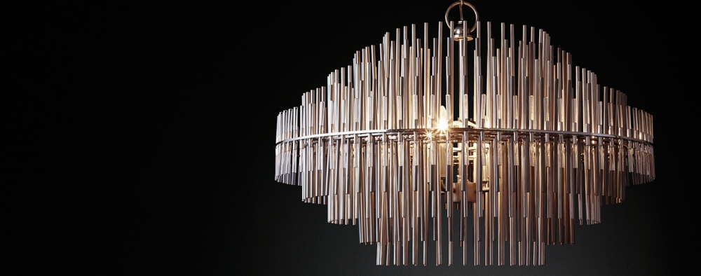 Emile chandelier collection rh