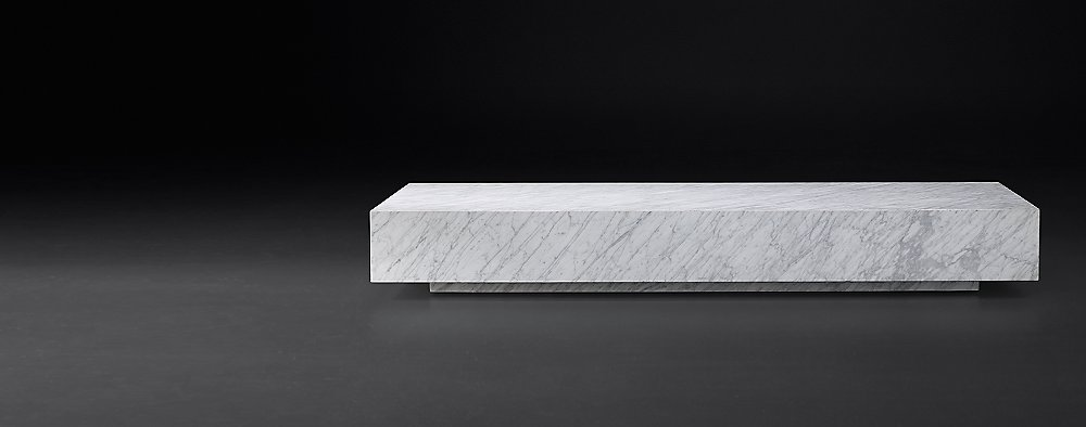 Low Marble Plinth Collection