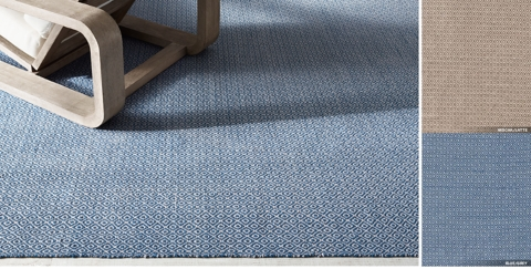 Small Diamante Outdoor Rug Collection By Ben Soleimani