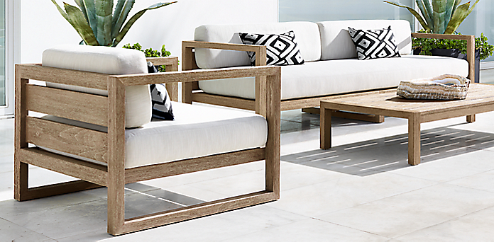 Aegean Teak Collection Rh